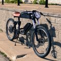 electric bike, tempus, tempus electric bike, CR-T1, e-bikes, vintage bike, vintage motorcycle, vintage inspired