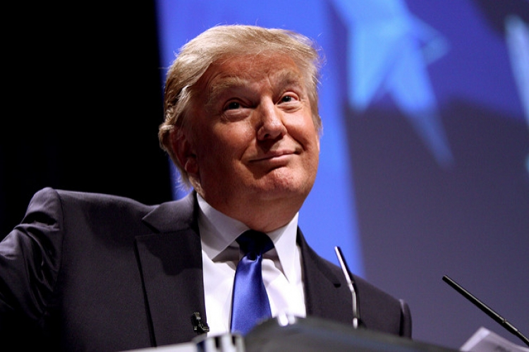 Trump: 'We need much more than wind and solar'