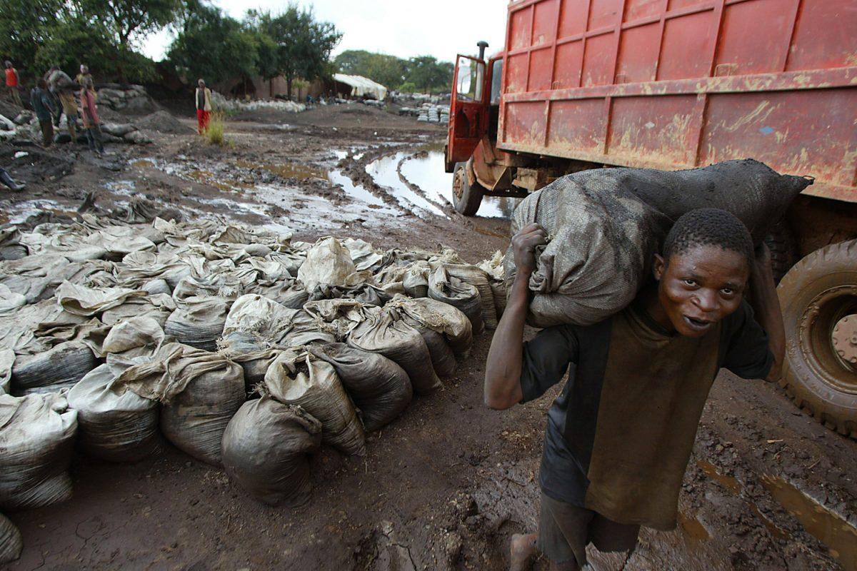 Child in Congo