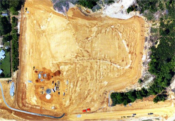 April Construction Progress Report on EnviraPAC Monticello